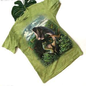 The Mountain Brachiosaurus Dinosaur Tee Shirt